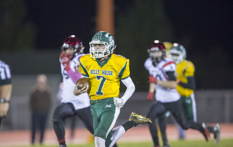 Trojan Football Clinches Playoff Berth with Victory Over Central in Homecoming Game