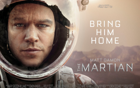 The Martian: Movie Review