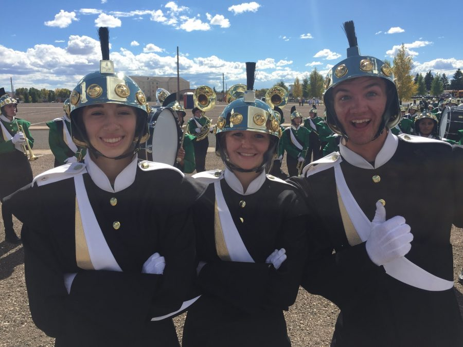 KW Marching Band best in state at Trooper Invitational
