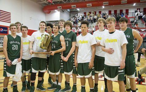Trojans bring Peach Basket back to KW