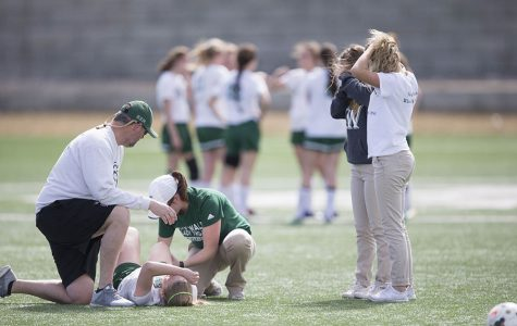 Dealing with Injuries During Sports