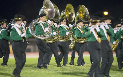 Trojan Marching Band Dominates State Festival