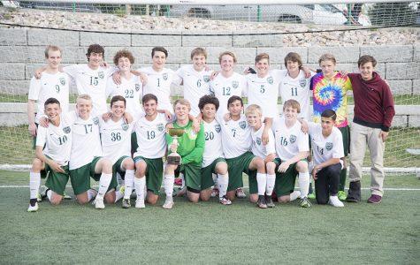 Trojans win the Casper Cup