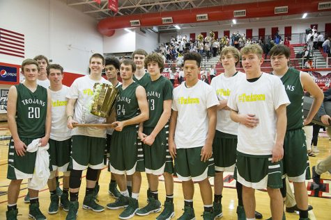 Trojans bring Peach Basket back to KW