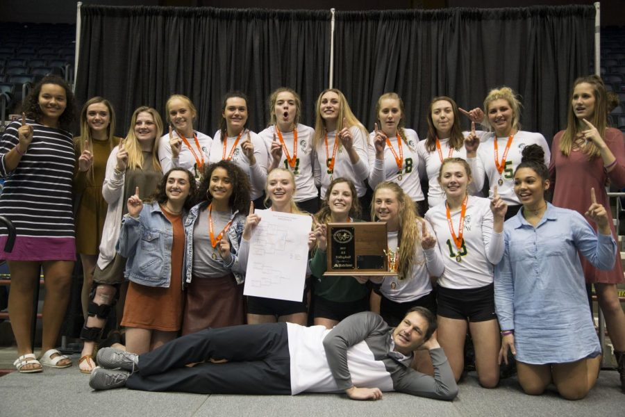 Trojans Take State Championship: A Season in the Making