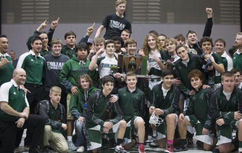 Trojan Wrestlers Take Miller Cup