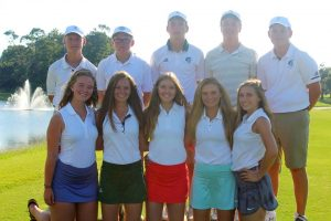 Kelly Walsh Golf Teams Compete Nationally
