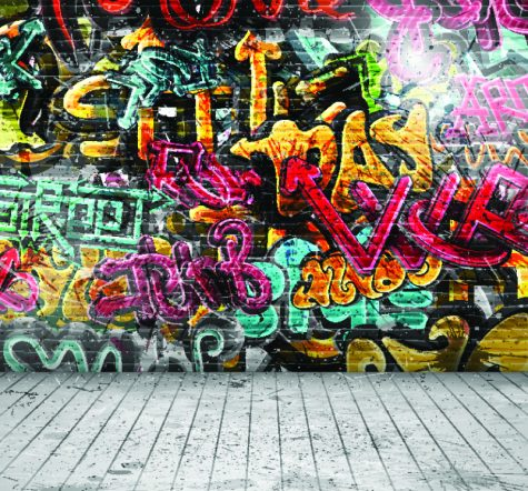 Can graffiti be considered art?