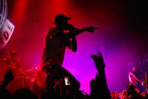 The increasing popularity of rap music
